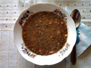 Снимка 1 от рецепта за Лещена яхния