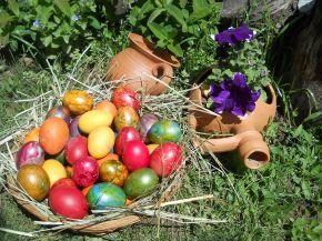 Снимка 1 от рецепта за Великденски яйца