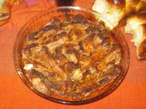 Снимка 1 от рецепта за Мариновани ребърца на фурна