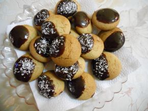 Снимка 1 от рецепта за Меденки с шоколад