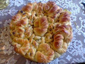 Снимка 1 от рецепта за Празнична погача
