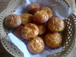 Снимка 1 от рецепта за Мъфини със сирене