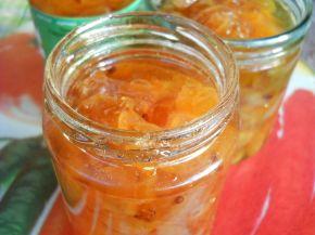 Снимка 1 от рецепта за Сладко от бели череши