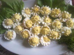 Снимка 1 от рецепта за Пълнени яйца - II вариант