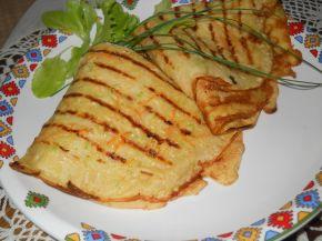 Снимка 1 от рецепта за Зеленчукови палачинки