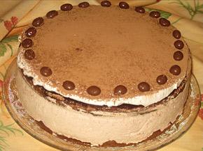 Снимка 1 от рецепта за Торта `Каприз`