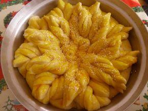 Снимка 1 от рецепта за Питка `Цвете`