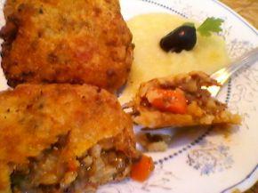 Снимка 1 от рецепта за Кюфтенца от леща