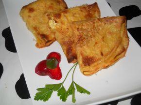 Снимка 1 от рецепта за Палачинки с царевично брашно