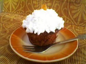 Снимка 1 от рецепта за Шоколадови дунапренени кейкчета