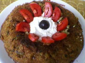 Снимка 1 от рецепта за Оризов пудинг със зелен фасул