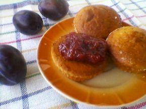 Снимка 1 от рецепта за Кейкчета със сладко от сливи