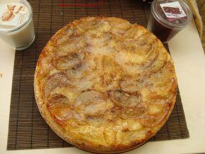 Снимка 1 от рецепта за Ябълков пай - III вариант