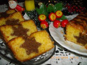 Снимка 1 от рецепта за Звезден Коледен кекс
