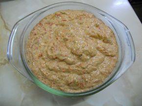 Снимка 1 от рецепта за Разядка с печени чушки