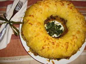 Снимка 1 от рецепта за Кекс от картофи