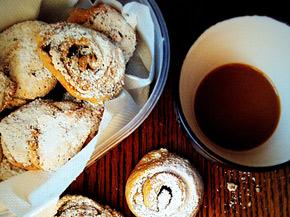 Снимка 1 от рецепта за Сладки `Охлювчета`
