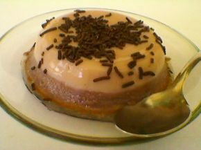 Снимка 1 от рецепта за Шоколадов пудинг с течен шоколад  на фурна