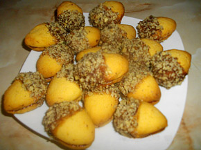 Снимка 1 от рецепта за Жълъдчета