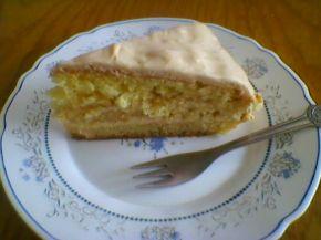 Снимка 1 от рецепта за Сладкиш с вкус на карамел