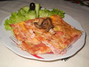 Снимка 1 от рецепта за Фритата с кайма