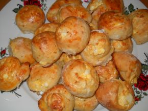 Снимка 1 от рецепта за Солени охлювчета