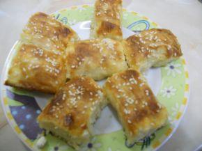 Снимка 1 от рецепта за Баница с царевично брашно