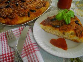 Снимка 1 от рецепта за Бърза пица