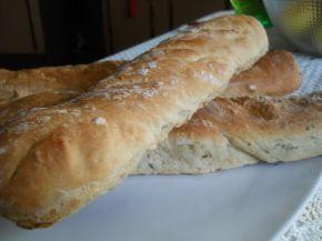 Снимка 1 от рецепта за Типови франзелки с три вида семена
