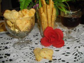 Снимка 1 от рецепта за Крекери за Свети Валентин