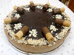 Снимка 1 от рецепта за Торта `Шоколадов мус`