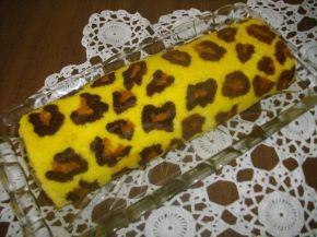Снимка 1 от рецепта за Леопардово руло