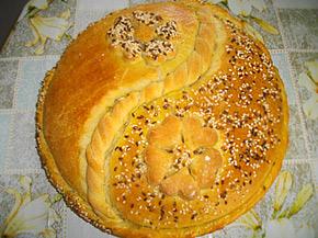 Снимка 1 от рецепта за Питка ИН и ЯН