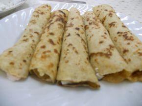 Снимка 1 от рецепта за Палачинки от овесени трици