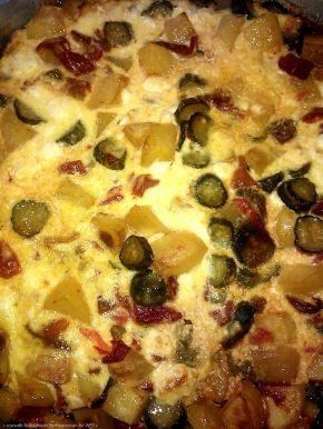 Снимка 1 от рецепта за Запеканка с картофи