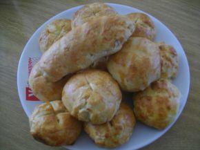 Снимка 1 от рецепта за Домашни хлебчета