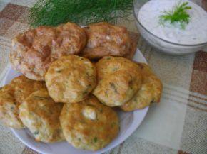 Снимка 1 от рецепта за Кюфтета от тиквички на фурна