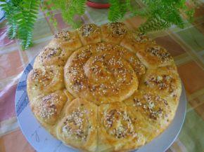 Снимка 1 от рецепта за Питка Спирала