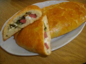 Снимка 1 от рецепта за Пица с тученица