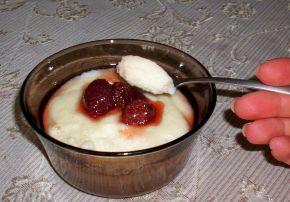 Снимка 1 от рецепта за Грис с мляко