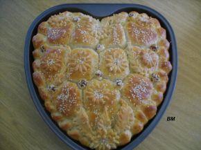 Снимка 1 от рецепта за Питка Сърце