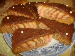Снимка 1 от рецепта за Кекс с грис