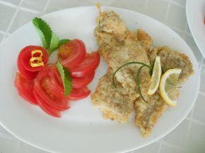 Снимка 1 от рецепта за Пангасиус - пане с копър