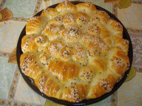 Снимка 1 от рецепта за Пита за Малка Богородица