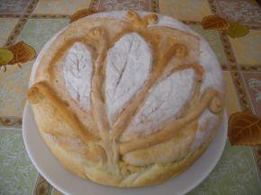 Снимка 1 от рецепта за Домашен хляб - II вариант