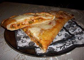 Снимка 1 от рецепта за Калцоне