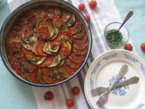 Снимка 1 от рецепта за Рататуй