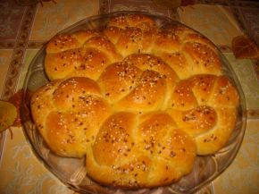 Снимка 1 от рецепта за Царевични питки