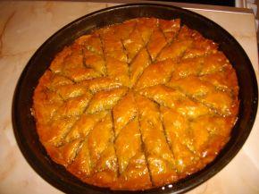 Снимка 1 от рецепта за Празнична баклава