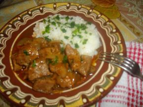 Снимка 1 от рецепта за Кебап със свинско месо
